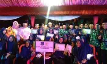 MTQ Ke-47 Tanjab Barat Kecamatan Pengabuan Juara II